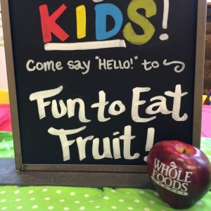 Whole Foods Fun to Eat Fruit Nashua NH