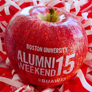 BU Alumni Weekend 15 Fun to Eat Fruit