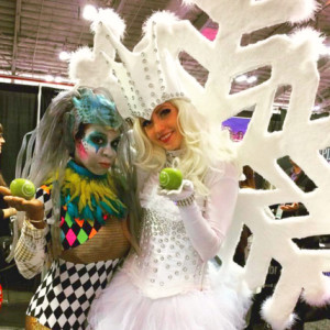 Fun to Eat Fruit Fans Javits 2015