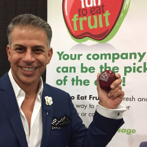 Fun to Eat Fruit's Hot Listed by Michael Cerbelli Event Planner Designer