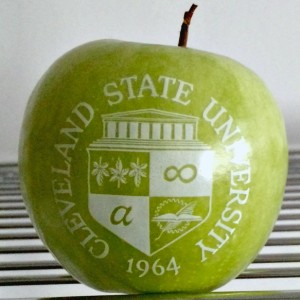 Cleveland State U. Alumni Fun to Eat Fruit