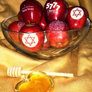 Rosh Hashanah Apples from Fun to Eat Fruit.