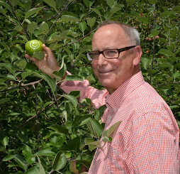 David Salzman's Fun to Eat Fruit fresh from the orchard