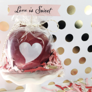 Fun to Eat Fruit Valentines Favors Treats