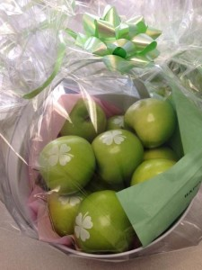 St. Patrick's Day Fun to Eat Fruit