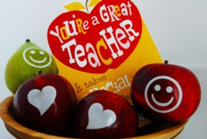 Fun to Eat Fruit Teachers Gift
