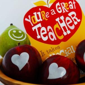 Fun to Eat Fruit Teachers Gift