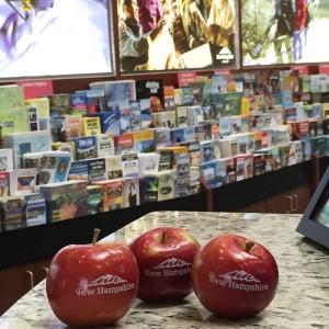 #NHMade Fun to Eat Fruit NH Tourism