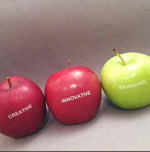 New Fun to Eat Fruit is creative, innovative branding