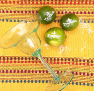 Cinco De Mayo Fun to Eat Fruit limes