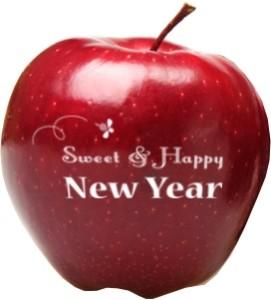 Fun to Eat Fruit Rosh Hashanah Apple D Bee
