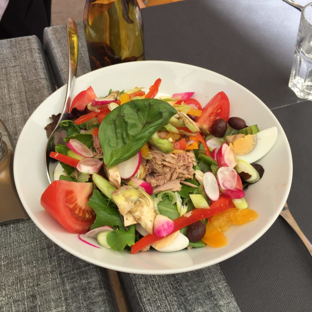 Fun to Eat Fruit loves Salad Nicoise Italy