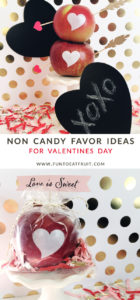 Valentines Day is the best day to give a unique, fun, healthy, non candy treat! At Fun to Eat Fruit, we're all about the non-candy alternatives! Click to see details about these Valentines Day favors and more creative, healthy, non candy treat and favor ideas. As seen on Fun to Eat Fruit www.funtoeatfruit.com. Flag toppers by Go Against the Grain; confetti by @Festivefetti; photo of Love is Sweet apples by @Weddingsites. #favors #favorideas #monogrammed #noncandy #ValentinesDay #valentinesdaygiftidea #ediblefavors