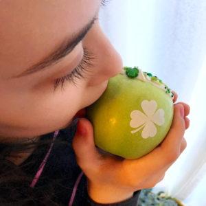 Green Apple Cupcake